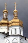トリニティ大聖堂の上部 — ストック写真