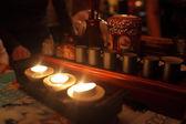 Tea Ceremony set — Stock Photo