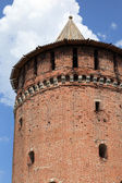 Tower of Kolomna Kremlin — Stock Photo