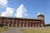 View of Kolomna Kremlin — Stock Photo