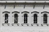 окна церкви николая гостинный — Стоковое фото