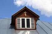 Tavan Chapel — Stok fotoğraf