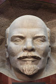 Sculpture of Lenin — Stock Photo