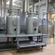 Stok fotoğraf: Equipment of brewery