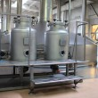 Foto de Stock  : Equipment of brewery