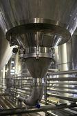 Detalles de la fábrica de cerveza — Foto de Stock