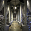 Foto de Stock  : Fermentation department of brewery