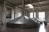 View of brewery equipment — Stock Photo