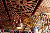 Ceiling in the restaurant — ストック写真