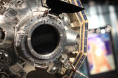 Luna 3 spacecraft — Stock Photo