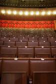 Interior of theater — Stok fotoğraf