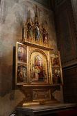 Altar of Saint Joseph — Stock Photo