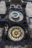 View of prague astronomical clock — Stock fotografie