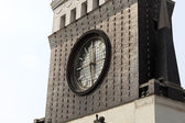 Clock tower of church of the Sacred Heart — Foto de Stock