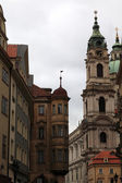 Buildings of Prague Castle — Stock Photo