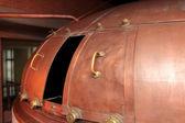 Copper vat — Stock Photo