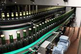 Bottling line — Stock Photo