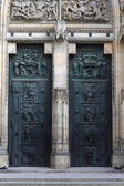 Door of St. Vitus Cathedral — ストック写真