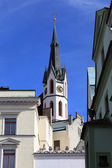 Tower of St. Vitus Church — Foto Stock