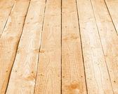 Texture of wooden boards floor — Stock Photo