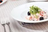 Salade de fruits de mer — Photo
