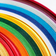 Stock Photo: Colorful paper