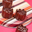 Chocolate sweets — Stock Photo #13269409