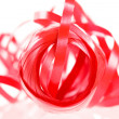 Stock Photo: Red ribbon