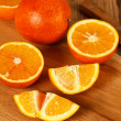 Fresh oranges — Stock Photo #13881507