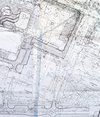 Starý plán města — Stock fotografie