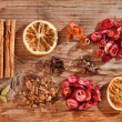 Christmas spices — Stock Photo #14138448