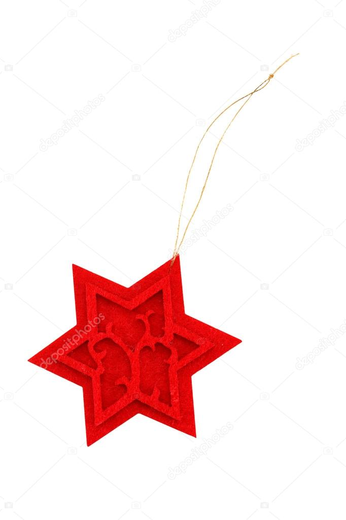 Christmas star  Stock Photo #14138294