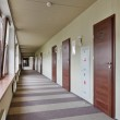 Long corridor — Stock Photo #14483727