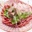 Stock Photo: Meat appetizer
