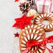 Christmas sweets — Stock Photo #14505917