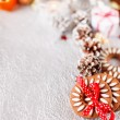 Christmas sweets — Stock Photo #14505939