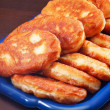 Stock Photo: Meat pies