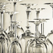 Wine glasses - Stockfoto