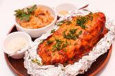 Carne arrosto — Foto Stock