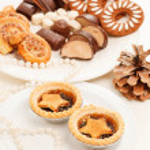Christmas dessert — Stock Photo #16354335