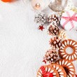 Christmas sweets — Stock Photo #16951727