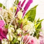 boeket van kleurrijke bloemen — Stockfoto #16953755