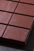 Dark chocolate — Stock Photo