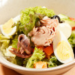 Salad with tuna — Stock Photo #17682611