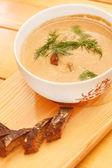 クリーム スープ — ストック写真