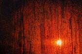 Gocce di tramonto — Foto Stock