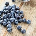 Fresh blueberries — Stock Photo #18001555