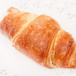 Fresh croissant — Stock Photo
