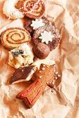 Christmas cookies — Стоковое фото