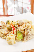Tempura , Japanese Food — Stock Photo